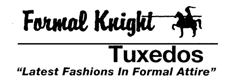 Formal Knight Tuxedos
