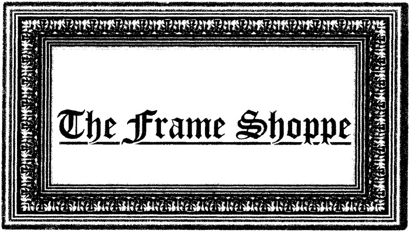 Up To $25 Value - The Frame Shoppe - VIP Perks